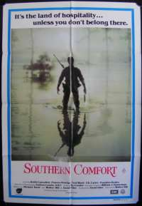 Southern Comfort One Sheet Australian Movie poster