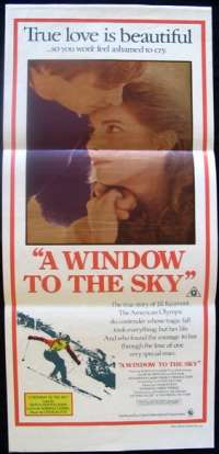 Window To The Sky, A Daybill Movie poster