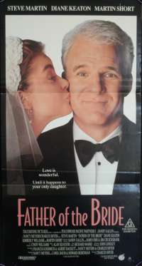 Father Of The Bride Daybill Movie poster