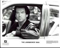 The Lawnmower Man 1992 Movie Still Pierce Brosnan Stephen King