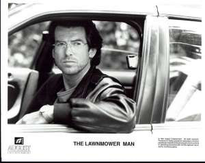 The Lawnmower Man Movie Still Original 1992 Pierce Brosnan Stephen King