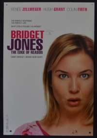 Bridget Jones: The Edge of Reason 2004 One Sheet Advance Rolled movie poster Renée Zellweger