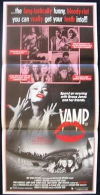 Vamp Daybill Movie poster