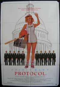 Protocol One Sheet Australian Movie poster