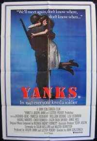 Yanks One Sheet Australian Movie poster