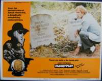 Family Plot Lobby Card USA Original 11x14 1976 Bruce Dern Alfred Hitchcock