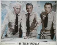 Battle Of Midway 1975 Lobby Card No 1 Henry Fonda Robert Mitchum