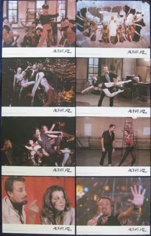 All That Jazz Lobby Card Set