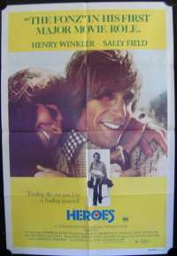 Heroes One Sheet Australian Movie poster