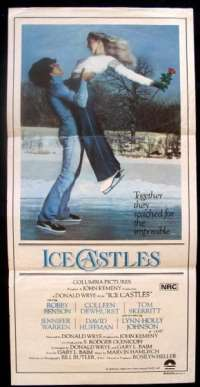 Ice Castles Daybill Movie poster
