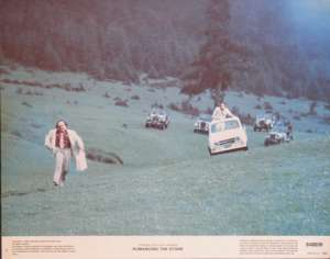 Romancing The Stone Lobby Card No 5