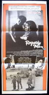 Raggedy Man Daybill Movie poster