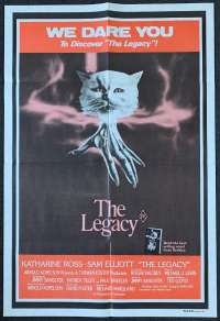 Legacy, The One Sheet Australian Movie poster