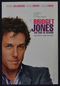 Bridget Jones: The Edge of Reason 2004 One Sheet Advance Rolled movie poster Hugh Grant