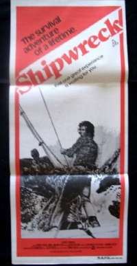 Shipwreck Daybill Movie poster