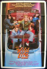 Wild Life, The One Sheet Australian Movie poster