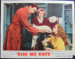Kiss Me Kate - Hollywood Classic Lobby Card No 8