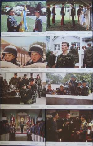 Taps Lobby Card Set Tom Cruise Sean Penn Timothy Hutton