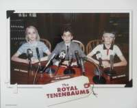 Royal Tenenbaums, The Lobby Card
