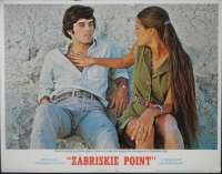 Zabriskie Point Lobby Card No 7