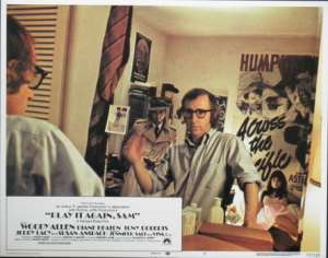 Play It Again Sam - Woody Allen Lobby Card No 5
