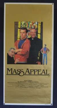 Mass Appeal Daybill Movie poster
