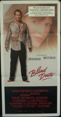 Blind Date Daybill Movie poster