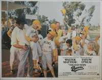 The Bad News Bears Lobby Card 11x14 USA Walter Matthau Tatum O'Neal