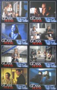 Glass House, The  Lobby Card Set