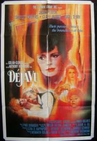 Deja Vu movie poster Australian One Sheet