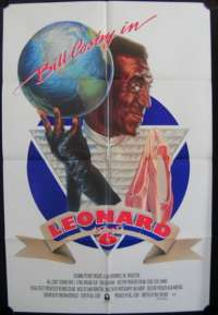Leonard Part 6 One Sheet Australian Movie poster