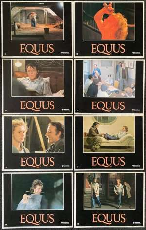 Equus Lobby Card Set