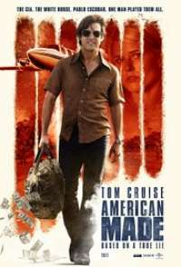American Made (2017) Film Review Tom Cruise Sarah Wright Domhall Gleeson