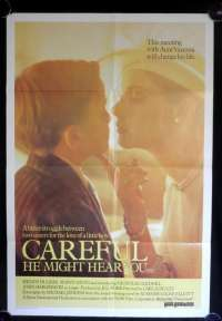 Careful He Might Hear You Movie Poster Australian One Sheet Wendy Hughes