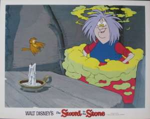 Sword In The Stone, The - Disney Lobby Card No 2