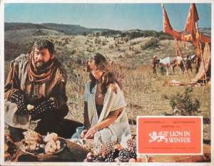 Lion In Winter, The - Hollywood Classic Lobby Card No 3