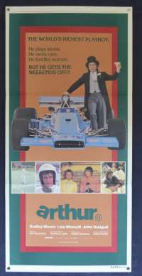 Arthur Dudley Moore Daybill movie poster
