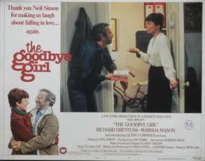 Goodbye Girl, The Lobby Card No 7