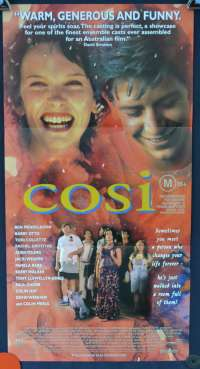 Cosi Daybill movie poster Rachel Griffiths Toni Collette Mozart