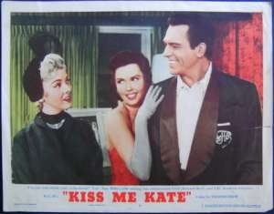 Kiss Me Kate - Hollywood Classic Lobby Card No 7