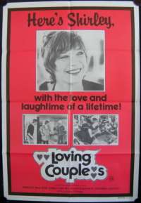Loving Couples One Sheet Australian Movie poster