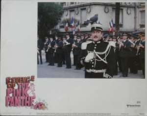 Revenge Of The Pink Panther - Peter Sellers Lobby Card No 8