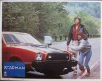 Starman Lobby Card No 3