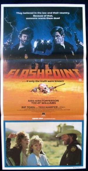 Flashpoint Daybill Movie poster