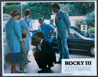 Rocky 3 Sylvester Stallone Boxing Lobby Card No 2