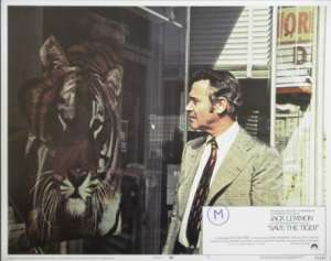 Save The Tiger 1972 Lobby Card No 6 Jack Lemon