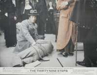 Thirty Nine Steps, The Lobby Card No 2