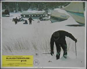 Slaughterhouse Five Lobby Card No 5