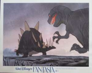 Fantasia - Disney Lobby Card No 3